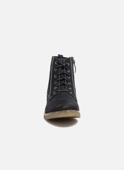 Boots en enkellaarsjes Tamaris Enetari Blauw model