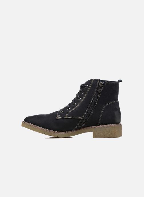 Boots en enkellaarsjes Tamaris Enetari Blauw voorkant