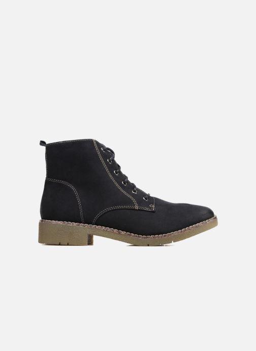 Boots en enkellaarsjes Tamaris Enetari Blauw achterkant