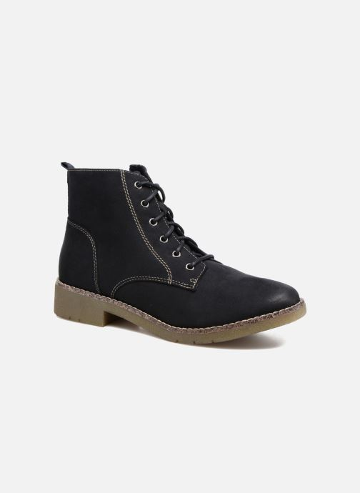 Boots en enkellaarsjes Tamaris Enetari Blauw detail