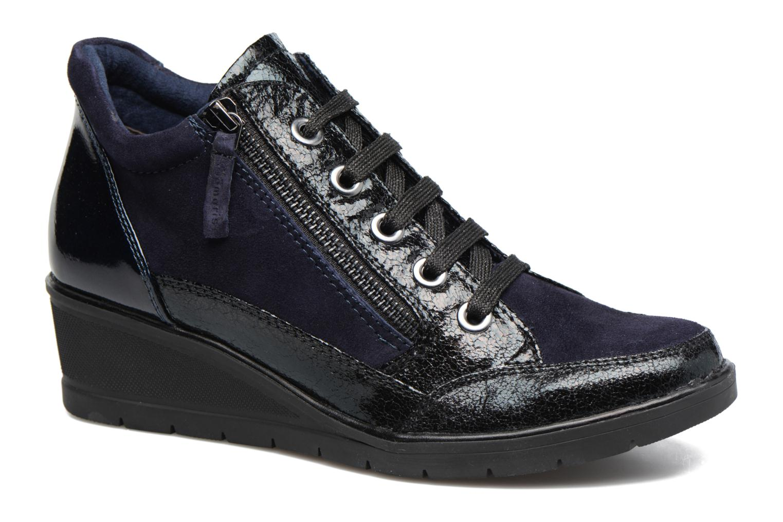 Sneakers Tamaris Elmediz Blauw detail