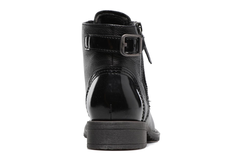 Bottines et boots Tamaris Endaria Noir vue droite