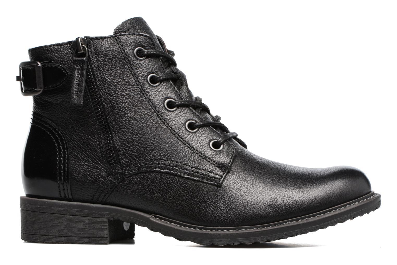 Bottines et boots Tamaris Endaria Noir vue derrière