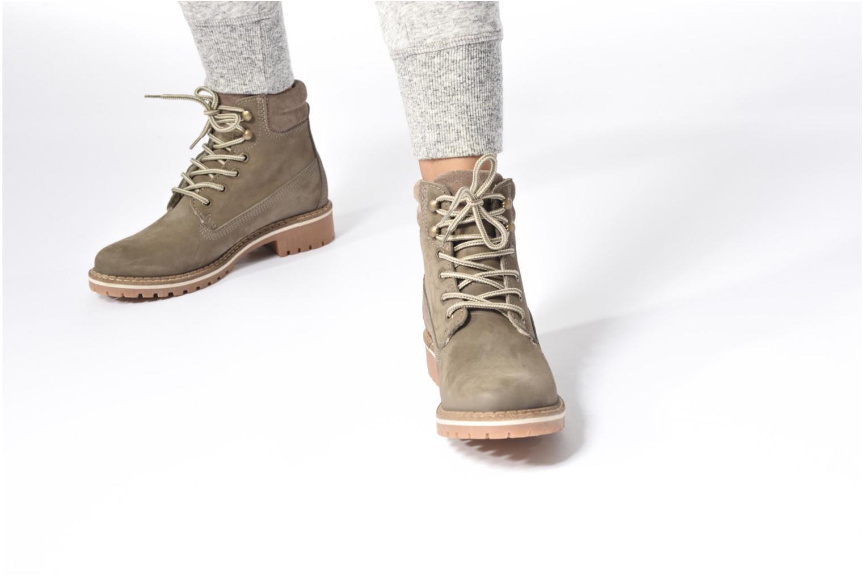 Bottines et boots Tamaris Estë Rose vue bas / vue portée sac