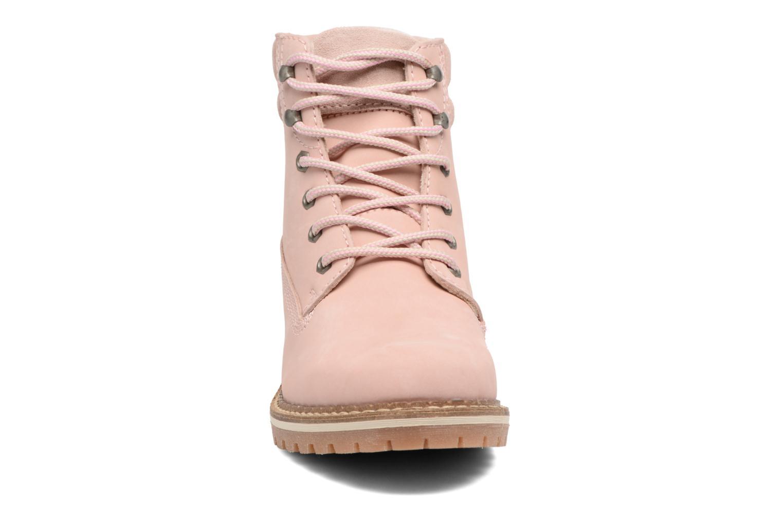 Bottines et boots Tamaris Estë Rose vue portées chaussures