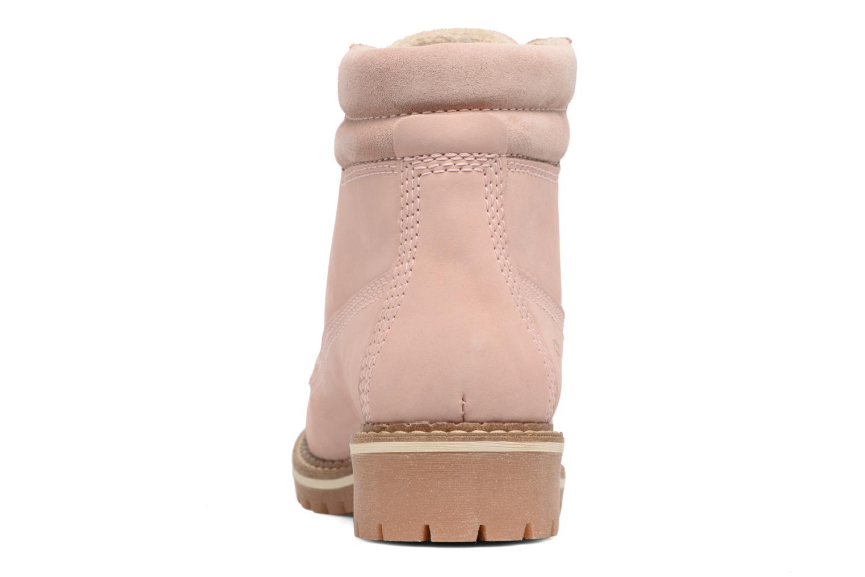 Bottines et boots Tamaris Estë Rose vue droite