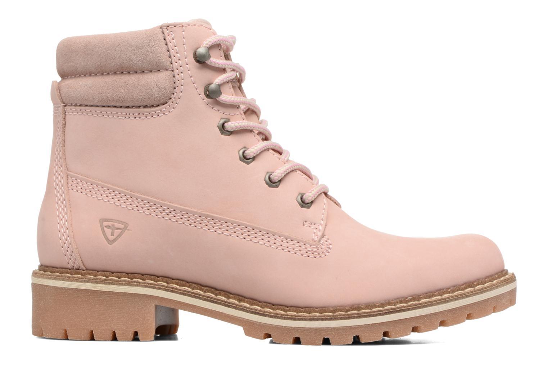 Bottines et boots Tamaris Estë Rose vue derrière