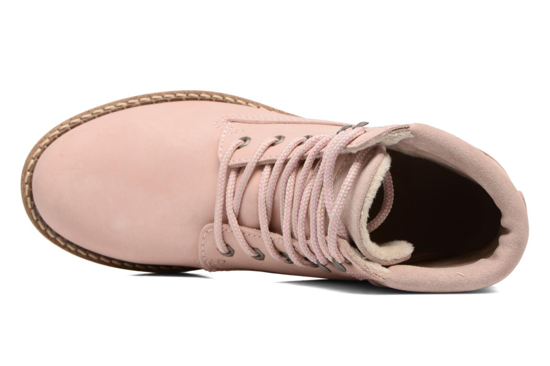 Bottines et boots Tamaris Estë Rose vue gauche