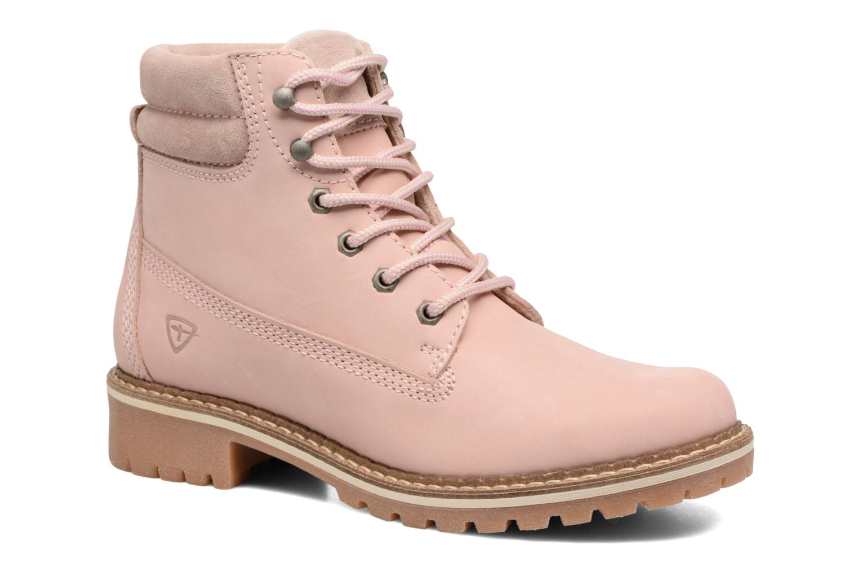 Bottines et boots Tamaris Estë Rose vue détail/paire