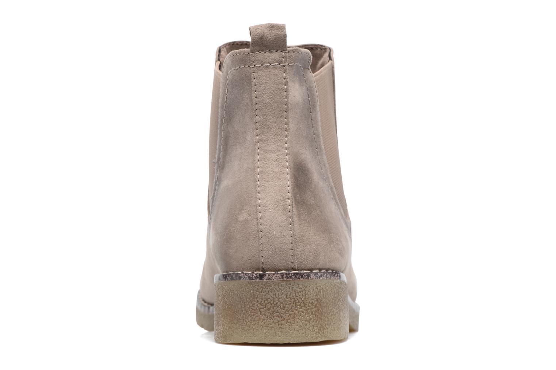 Bottines et boots Tamaris Galadriel Gris vue droite