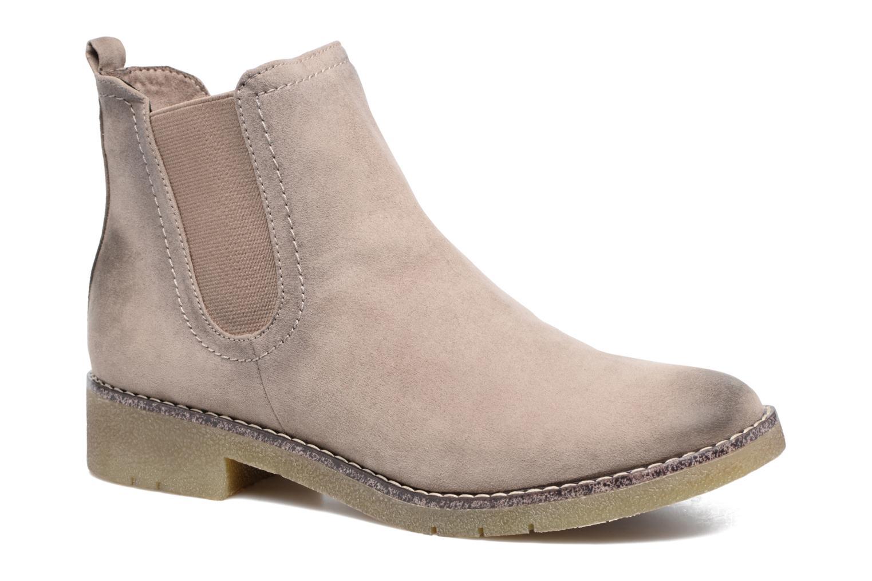 Bottines et boots Tamaris Galadriel Gris vue détail/paire