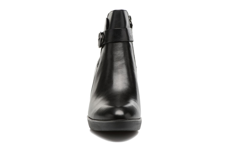 Bottines et boots Tamaris Heldaria Noir vue portées chaussures