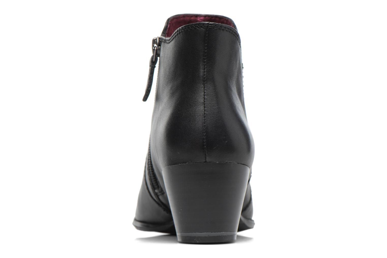 Bottines et boots Tamaris Agnas Noir vue droite