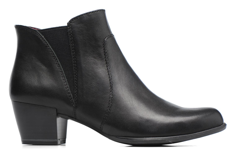 Bottines et boots Tamaris Agnas Noir vue derrière