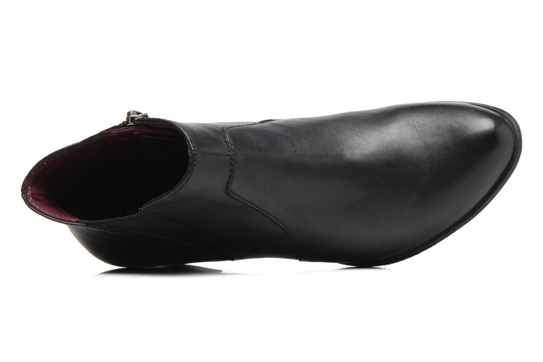 Bottines et boots Tamaris Agnas Noir vue gauche