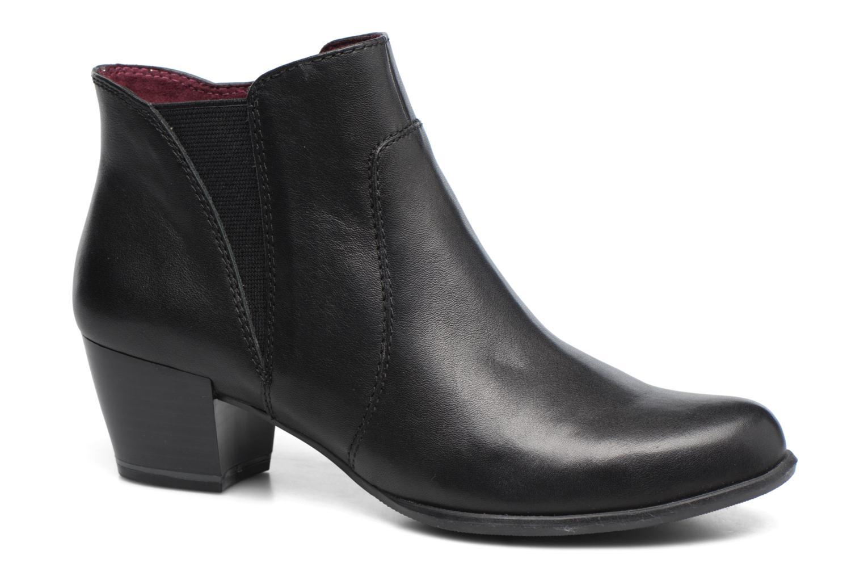 Bottines et boots Tamaris Agnas Noir vue détail/paire
