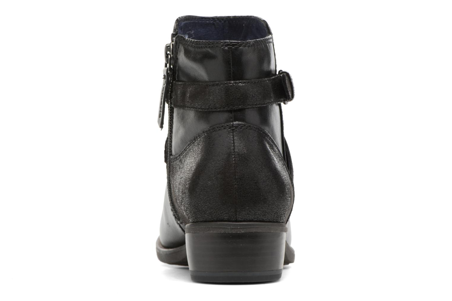Ankle boots Tamaris Aldara Black view from the right