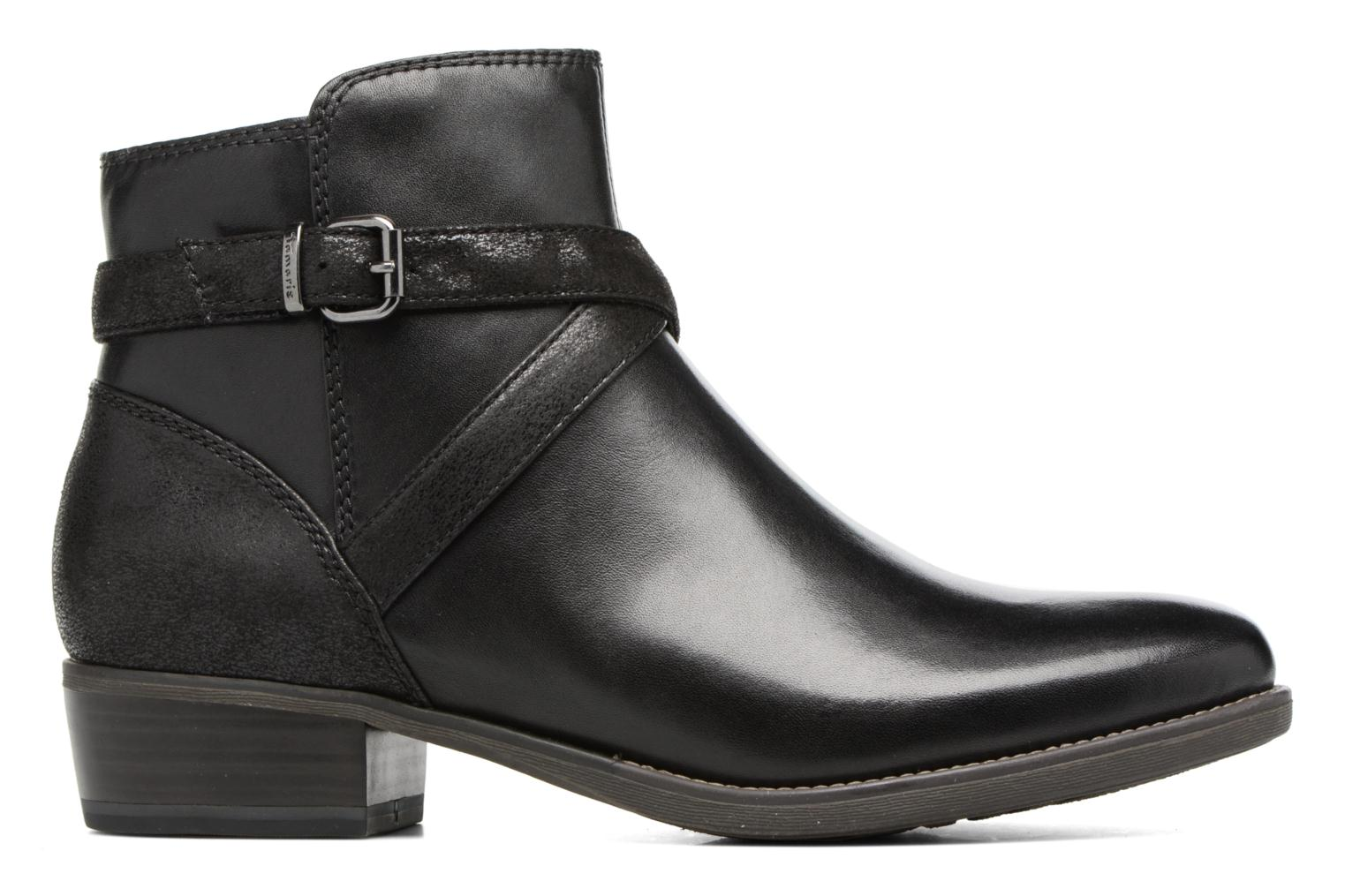 Ankle boots Tamaris Aldara Black back view