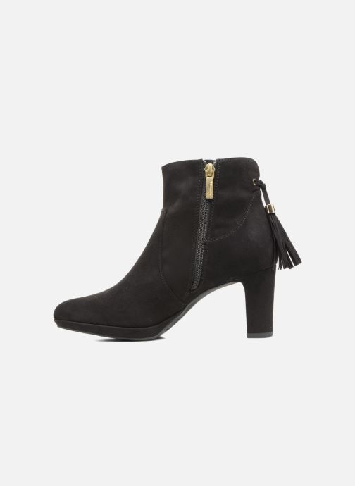 Ankle boots Tamaris Ancala Black front view