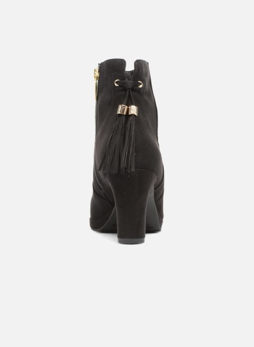 Ankle boots Tamaris Ancala Black view from the right