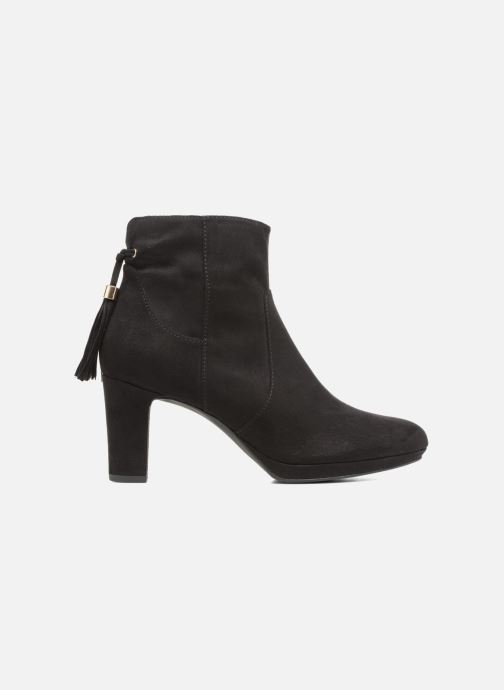 Boots en enkellaarsjes Tamaris Ancala Zwart achterkant