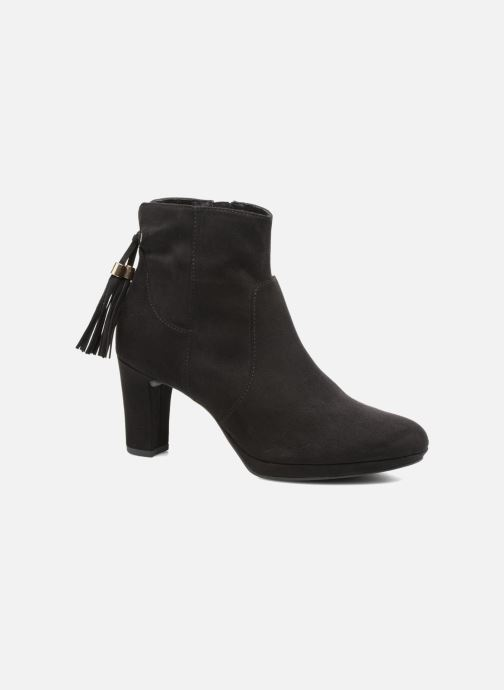 Ankle boots Tamaris Ancala Black detailed view/ Pair view