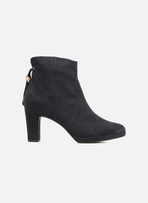 Ankle boots Tamaris Ancala Blue back view