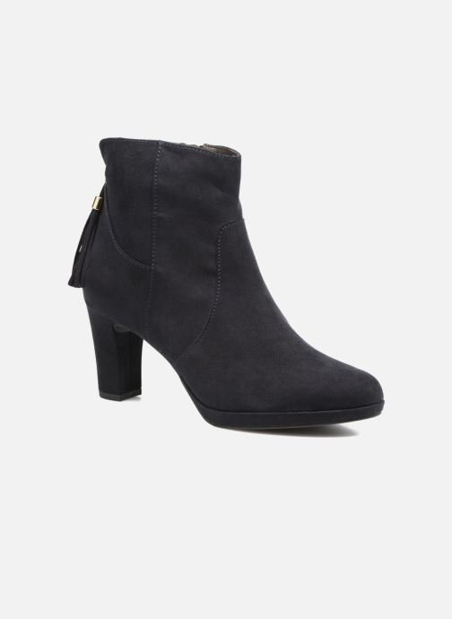 Ankle boots Tamaris Ancala Blue detailed view/ Pair view
