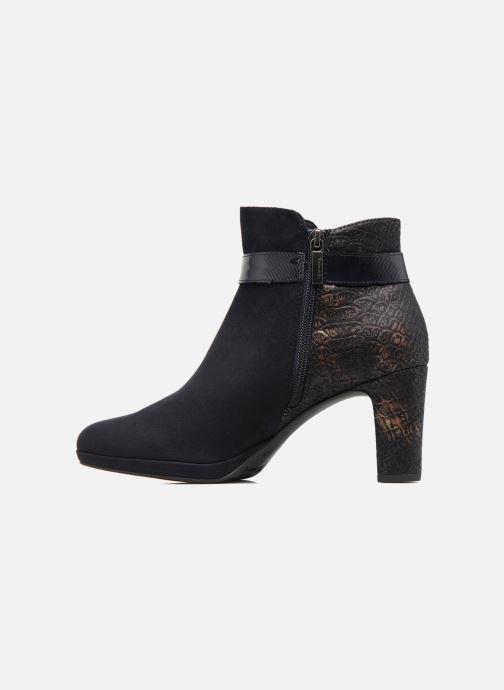 Boots en enkellaarsjes Tamaris Astaldo Blauw voorkant