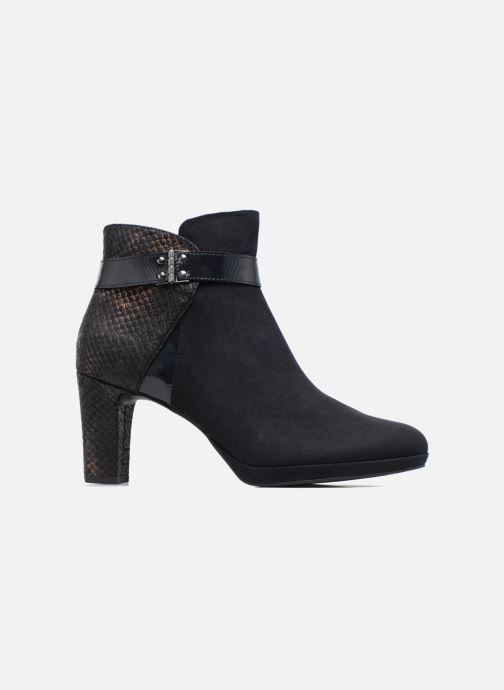 Bottines et boots Tamaris Astaldo Bleu vue derrière