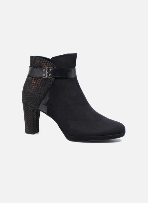 Boots en enkellaarsjes Tamaris Astaldo Blauw detail
