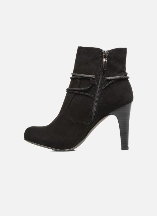 Boots en enkellaarsjes Tamaris Mona Zwart voorkant
