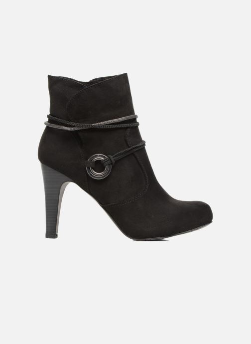 Boots en enkellaarsjes Tamaris Mona Zwart achterkant