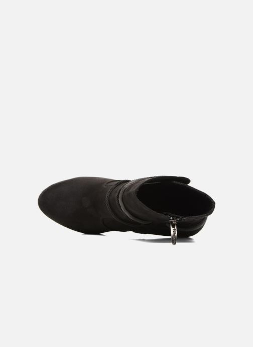 Boots en enkellaarsjes Tamaris Mona Zwart links