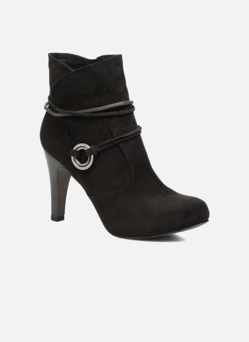 Boots en enkellaarsjes Tamaris Mona Zwart detail
