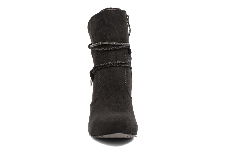 Bottines et boots Tamaris Mona Noir vue portées chaussures