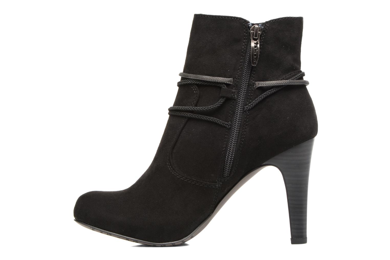 Bottines et boots Tamaris Mona Noir vue face