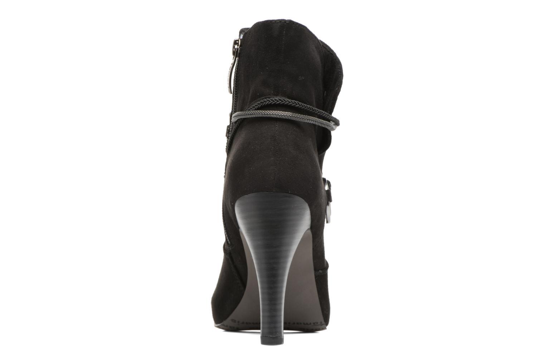 Bottines et boots Tamaris Mona Noir vue droite
