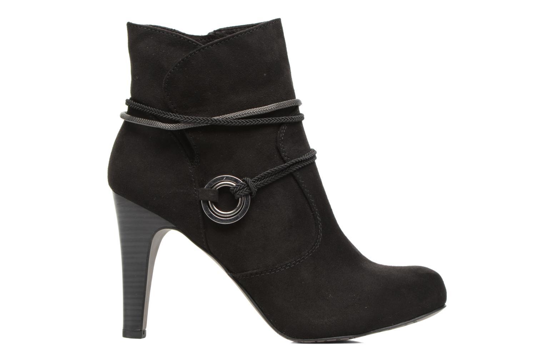 Bottines et boots Tamaris Mona Noir vue derrière