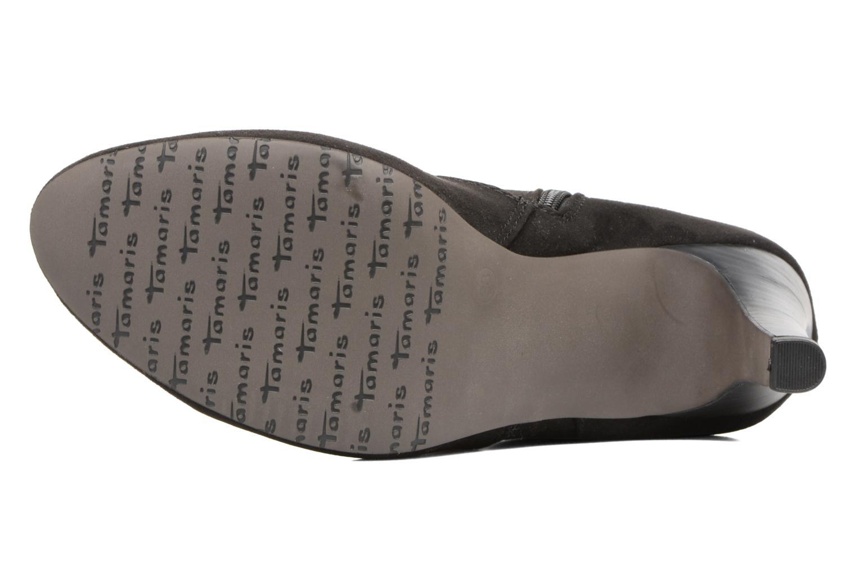 Bottines et boots Tamaris Mona Noir vue haut