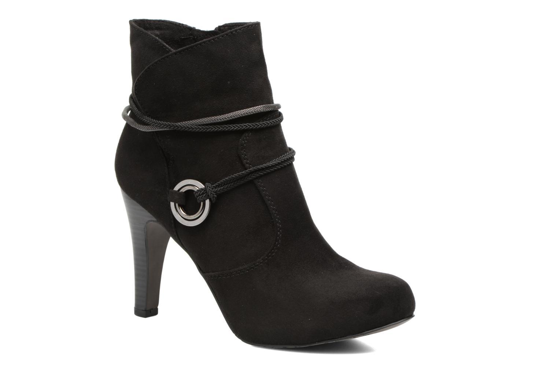 Bottines et boots Tamaris Mona Noir vue détail/paire