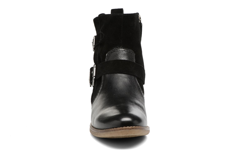 Bottines et boots Tamaris Balani Noir vue portées chaussures