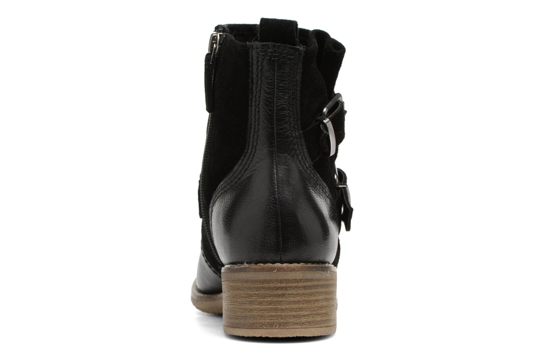 Boots en enkellaarsjes Tamaris Balani Zwart rechts