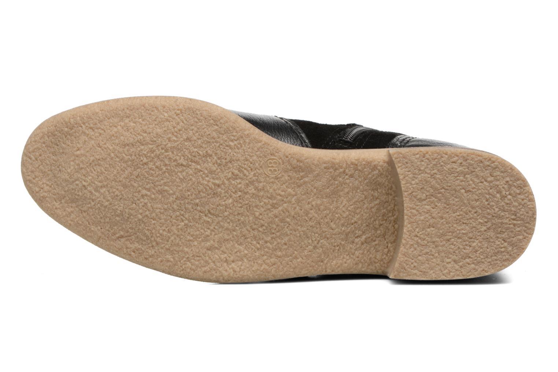 Bottines et boots Tamaris Balani Noir vue haut