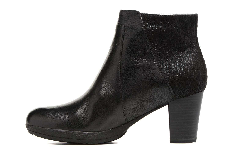 Bottines et boots Tamaris Beos Noir vue face