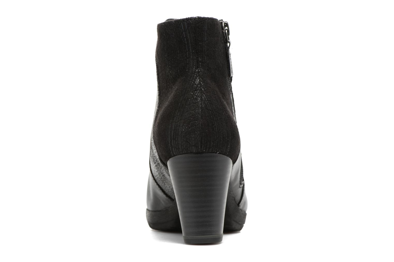 Bottines et boots Tamaris Beos Noir vue droite