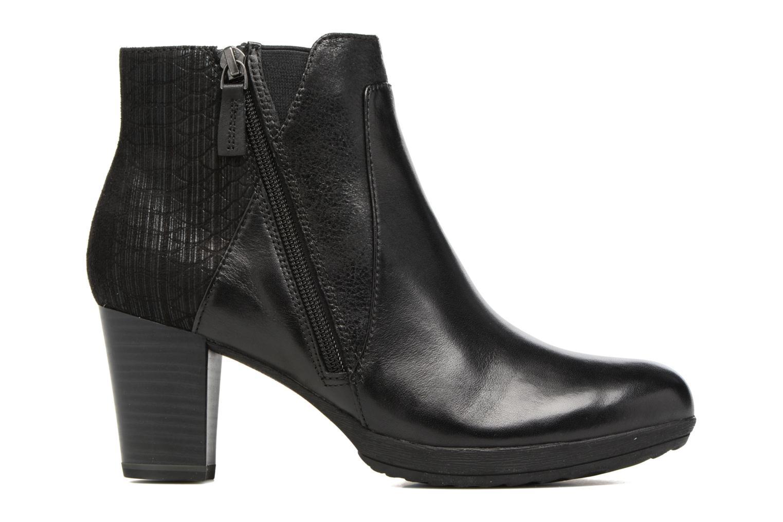 Bottines et boots Tamaris Beos Noir vue derrière