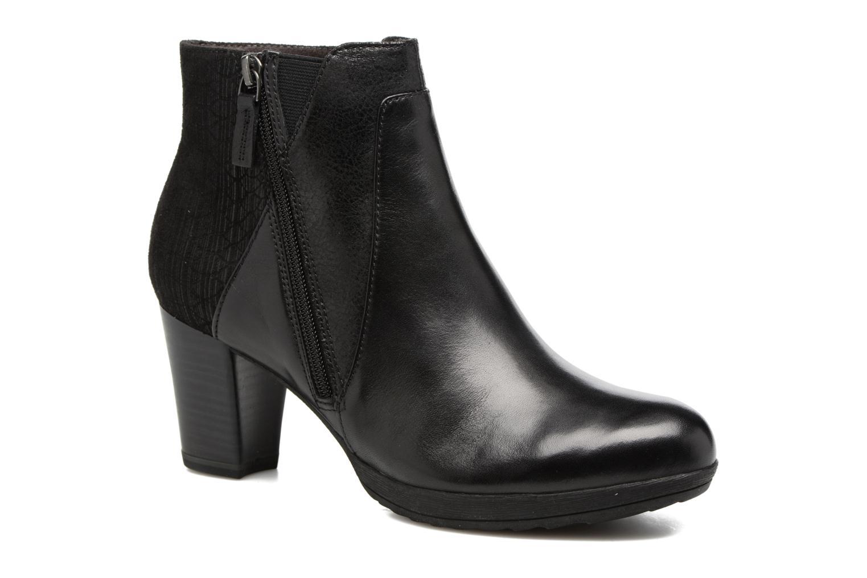 Bottines et boots Tamaris Beos Noir vue détail/paire