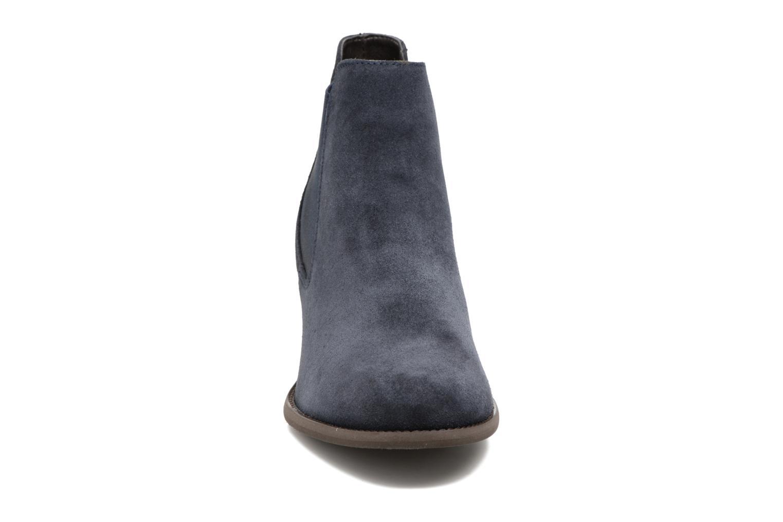 Bottines et boots Tamaris Bronweg Bleu vue portées chaussures