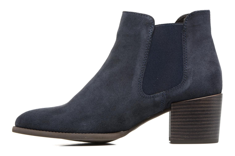 Bottines et boots Tamaris Bronweg Bleu vue face